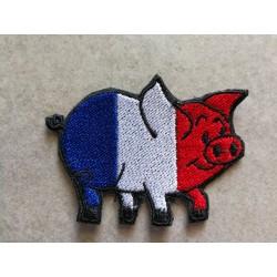 Petit cochon Brodé